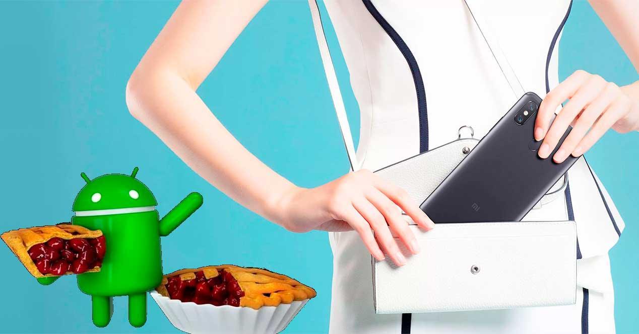 Android 9 Pie para el Xiaomi Mi Max 3