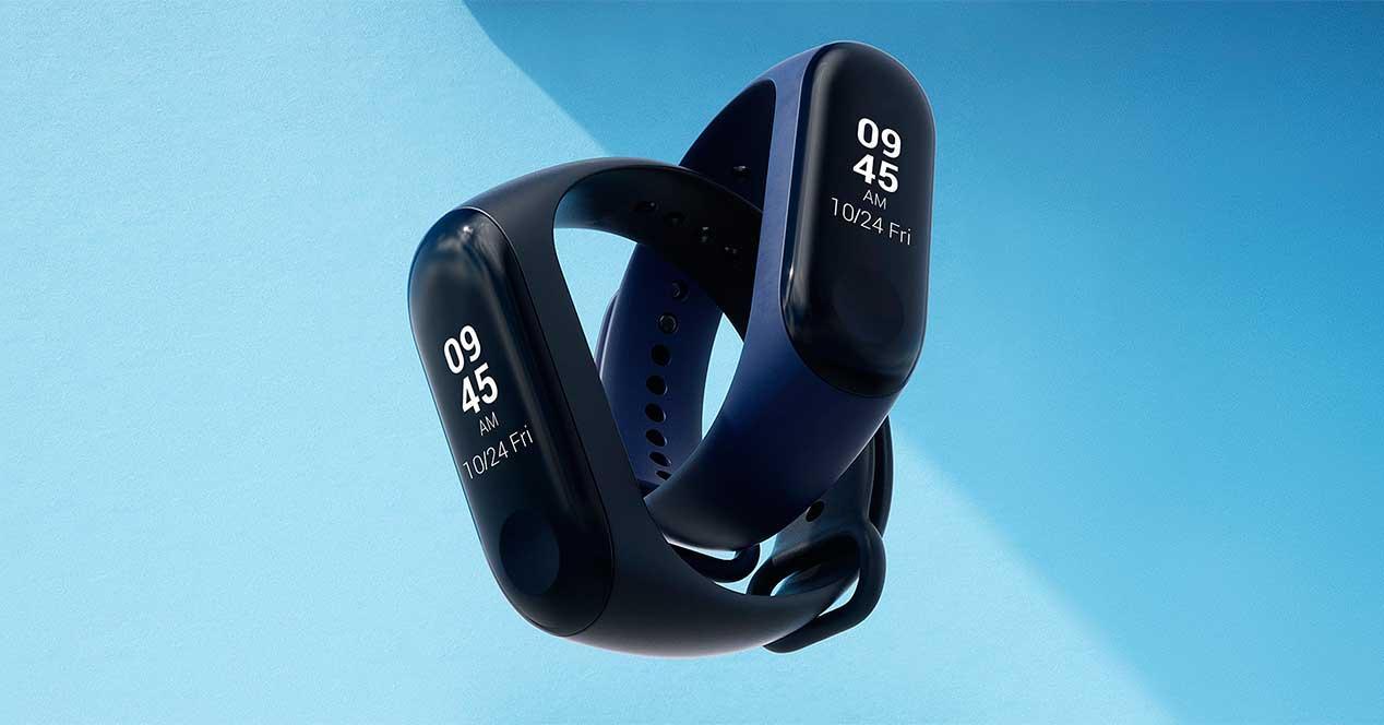 cambiar la hora en la Xiaomi Mi Band 3