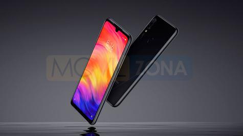 Xiaomi Redmi Note 7 Pro pantalla