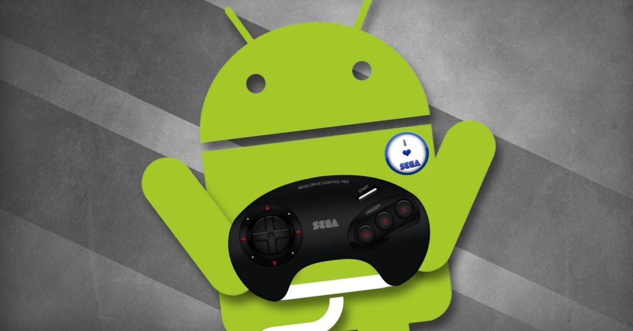 Android Sega