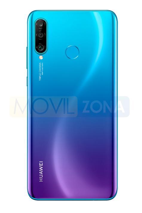 Huawei P30 Lite triple cámara