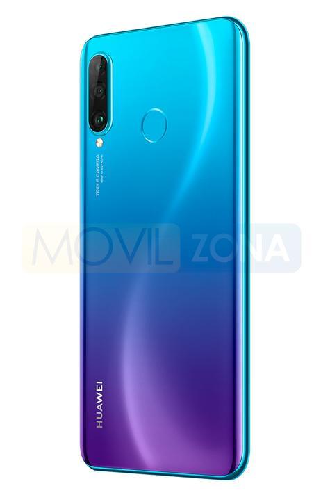 Huawei P30 Lite huella