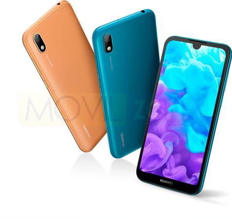 Huawei Y5 2019 colores