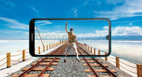 Huawei Y5 2019 frontal