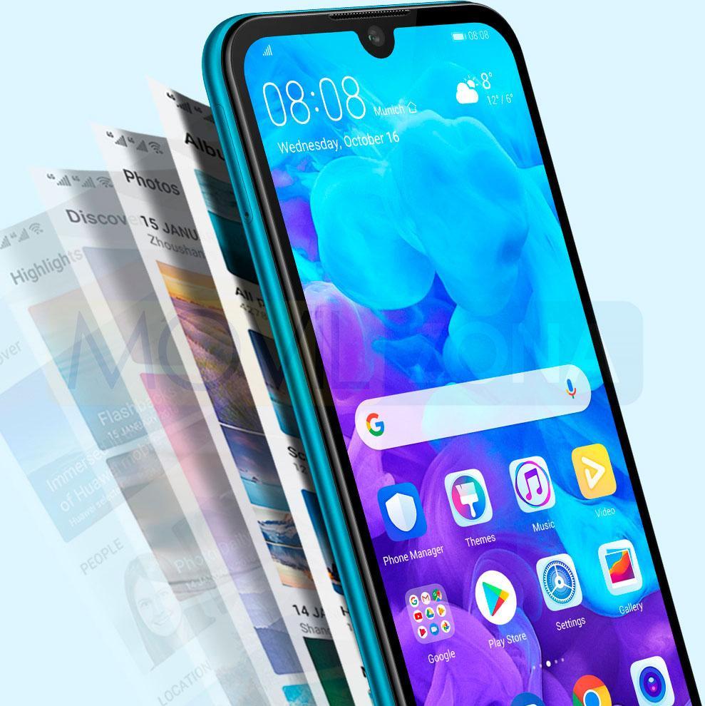 Huawei Y5 2019 display