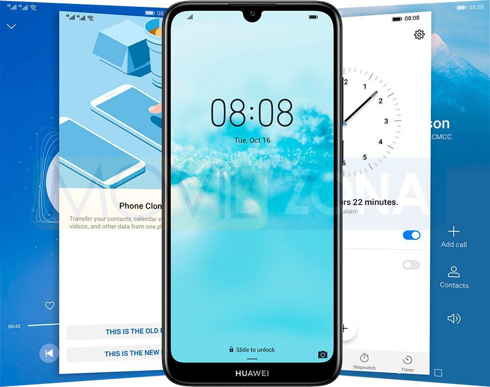 Huawei Y6 2019 EMUI