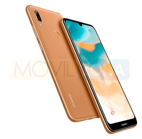 Huawei Y6 2019 marrón vaquero