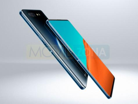 Nubia X Android