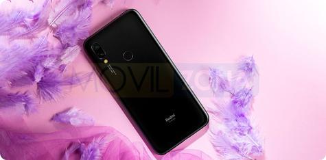 Xiaomi Redmi Y3 negro