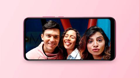 Xiaomi Redmi Y3 pantalla