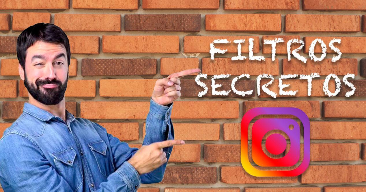 filtros secretos instagram