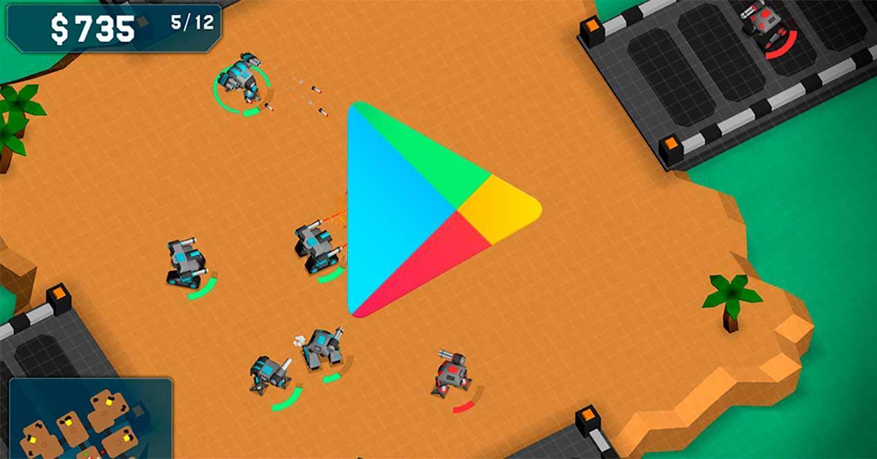 Descargar juegos Android