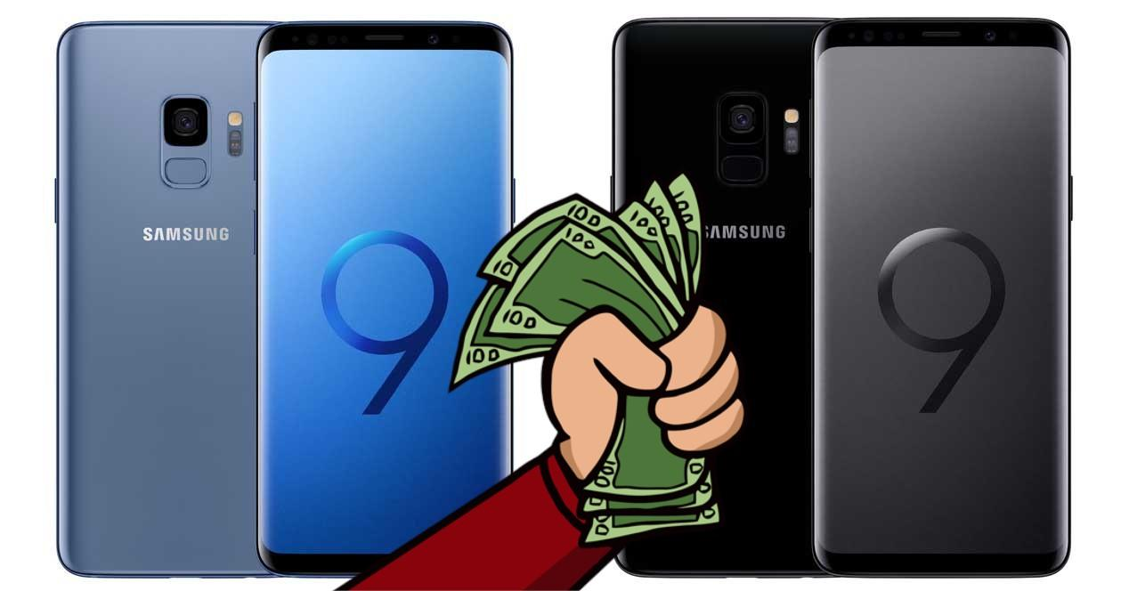 Galaxy S9 venta