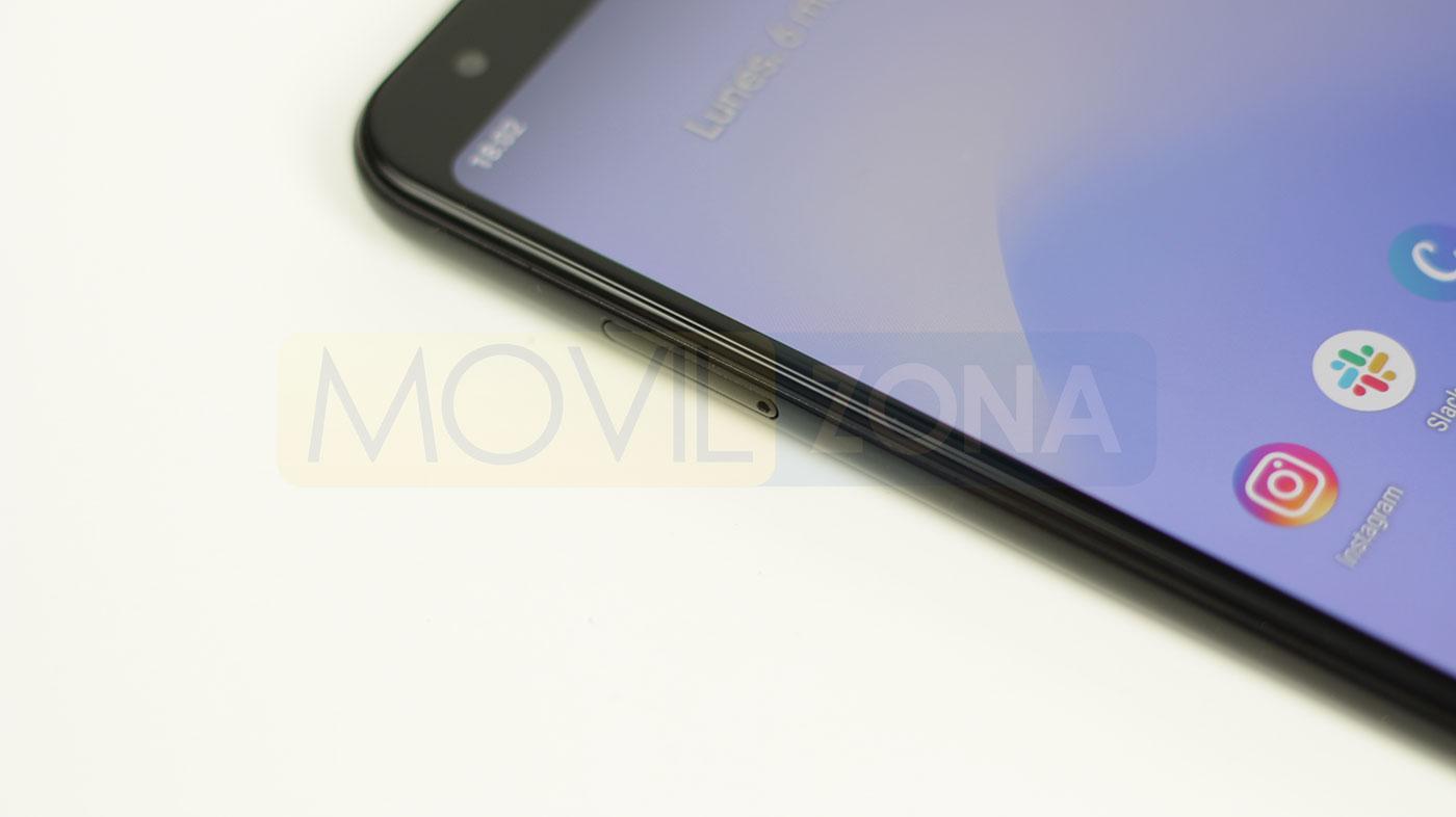 Google Pixel 3a XL detalle
