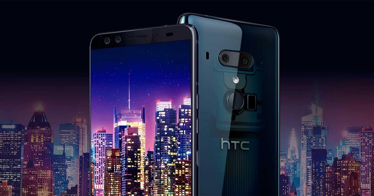 Android 9 para el HTC U12+