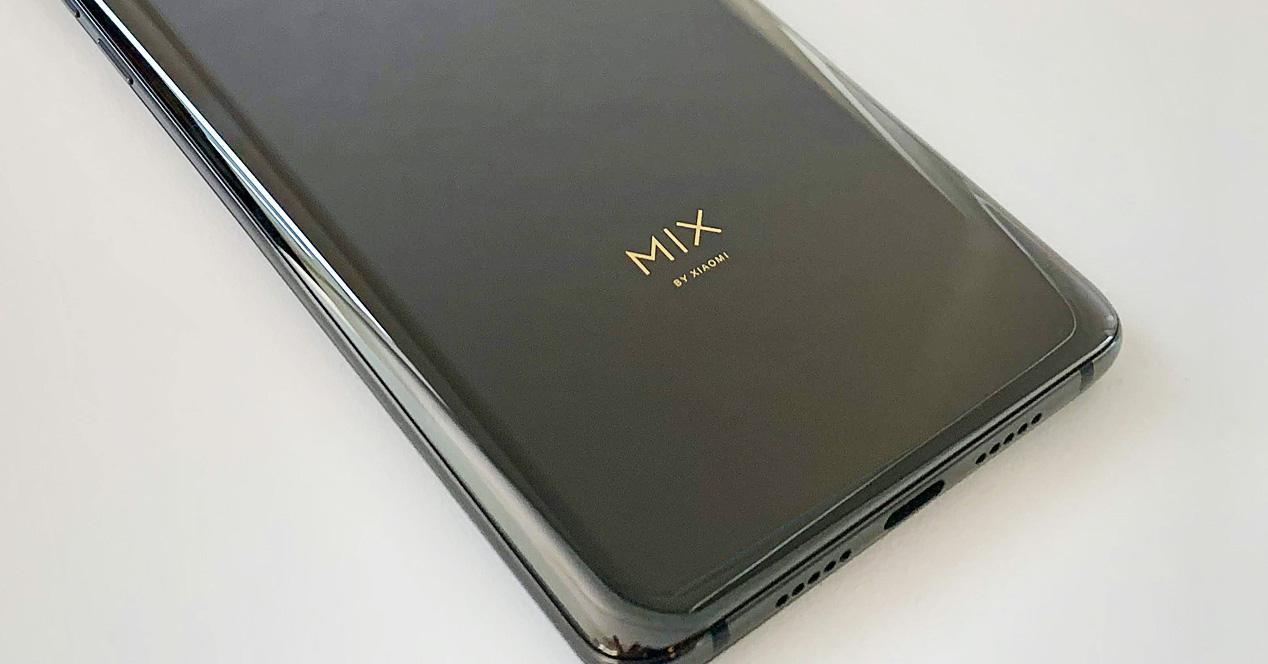 Logotipo de Xiaomi Mi Mix
