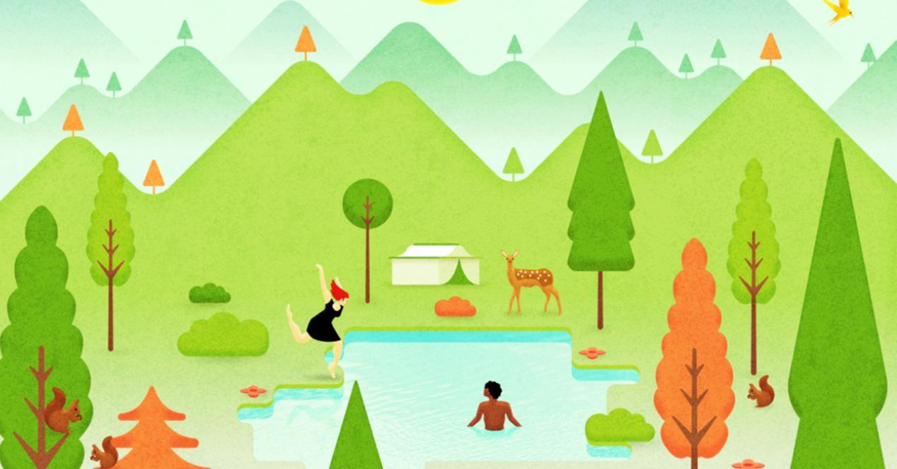 Modo Zen de OnePlus dibujo