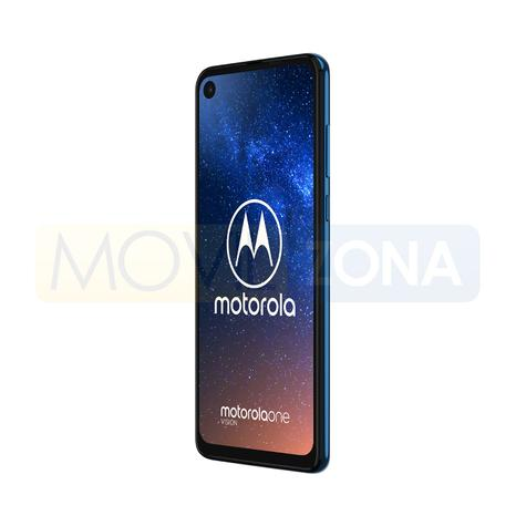 Motorola One Vision lateral