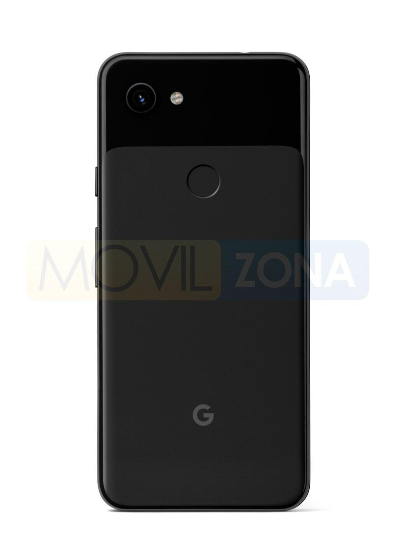 Google Pixel 3a trasera