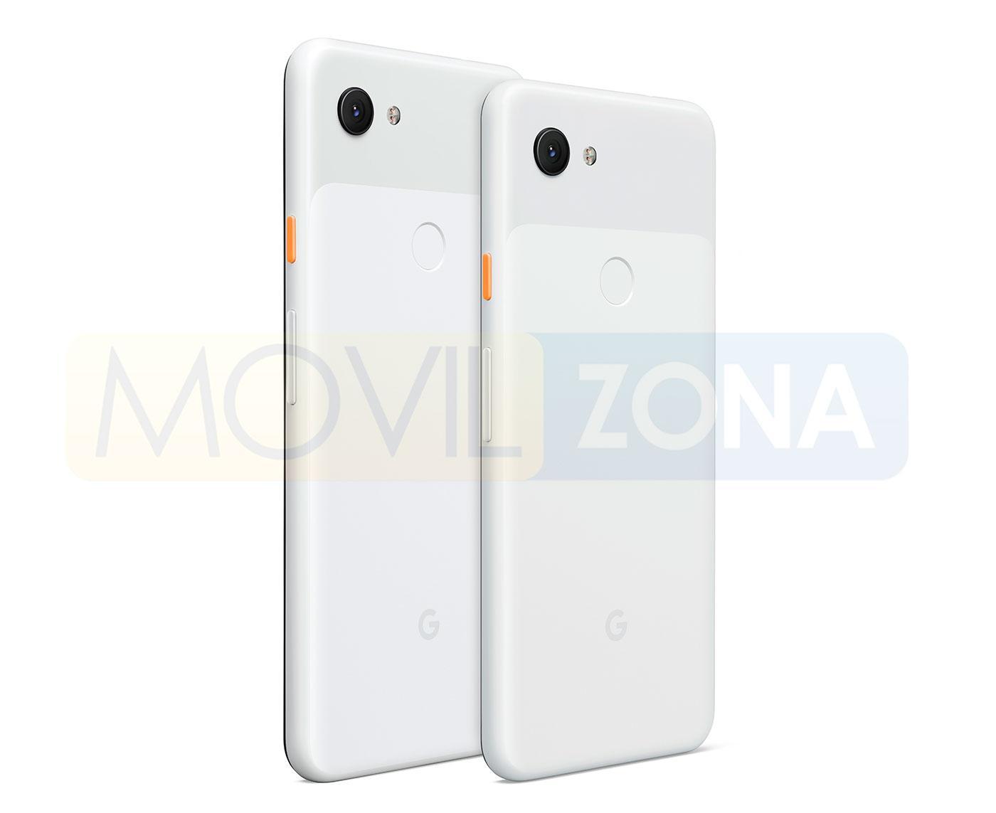 Google Pixel 3a blanco