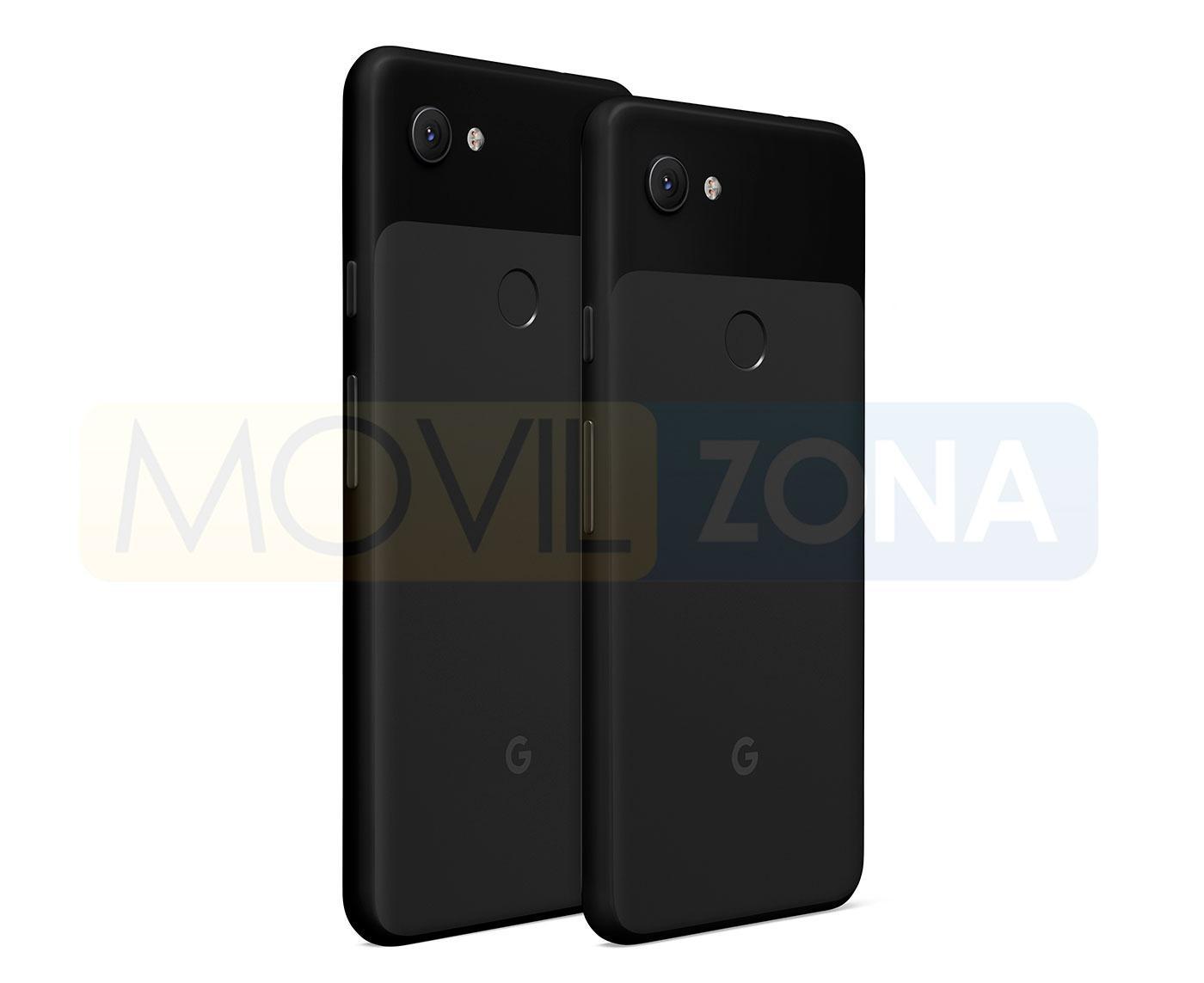 Google Pixel 3a cámara digital