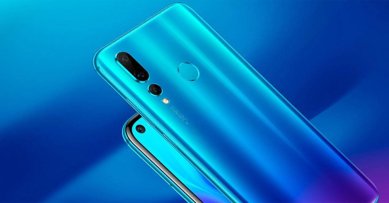 características del Huawei Nova 5