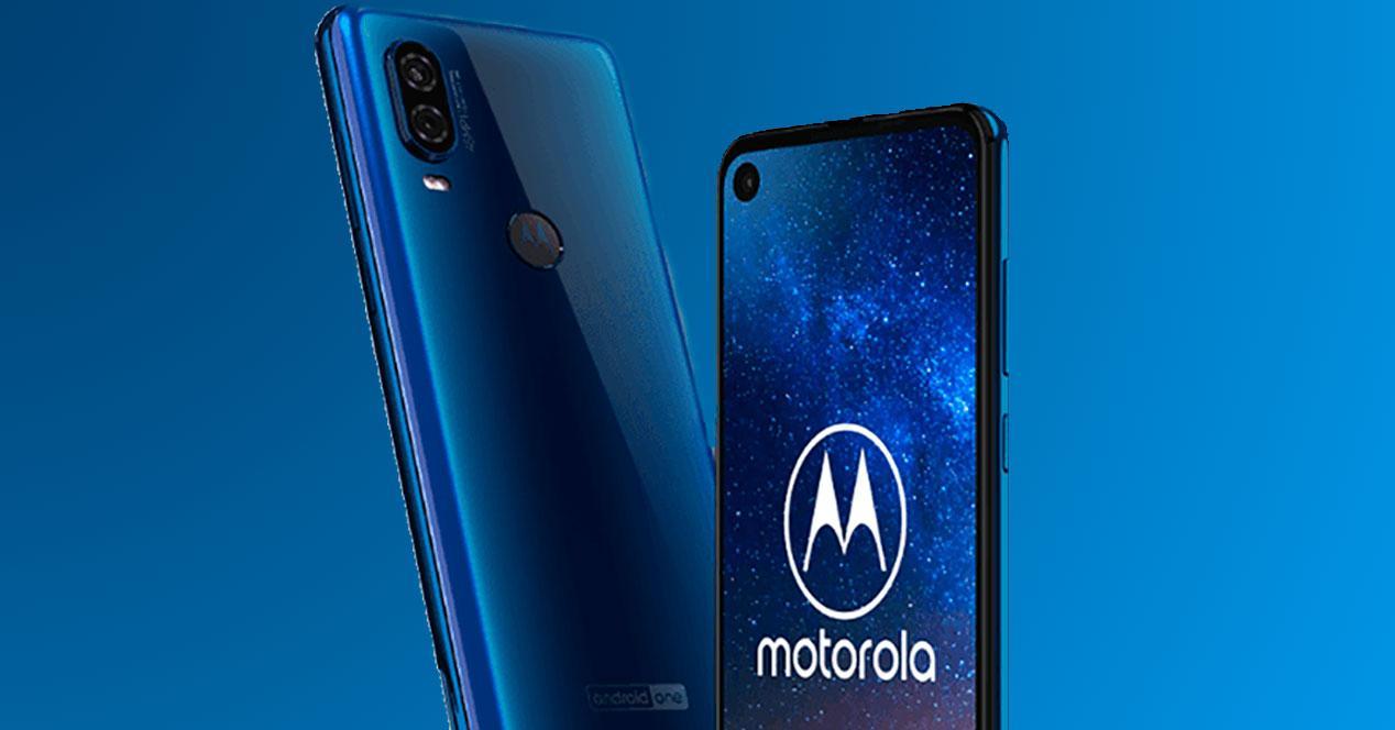 Ficha técnica del Motorola One Vision