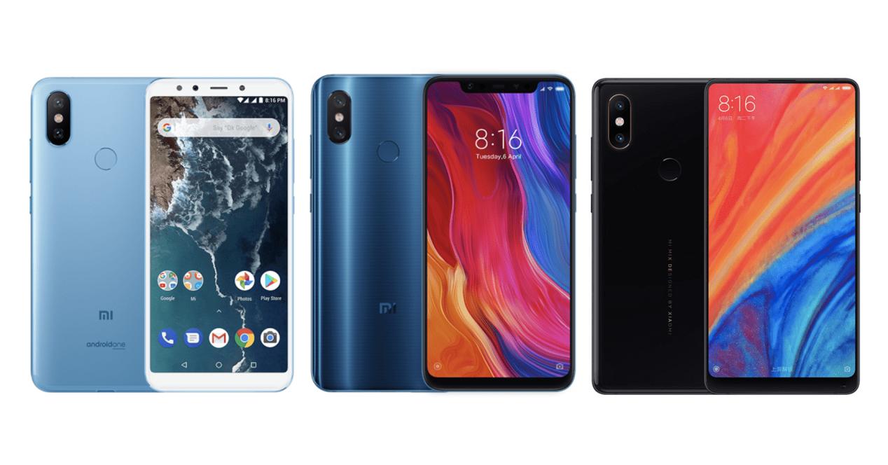 Aunque Xiaomi destaca en general por lanzar terminales con una buena relación calidad/precio, los que eligen esta marca tienen bastante margen para decantarse por un modelo u modelo. En Xiaomi encontraremos ningún smartphone (por el momento) que llegue ni de lejos a los 1.000 euros como en otras marcas, pero sí que encontramos bastante oferta dependiendo de nuestro presupuesto, en el rango de los 100 a los 400 euros. Entre la gama de entrada de Xiaomi y la gama alta, hay apenas 350 euros de diferencia, que separan por ejemplo, un Redmi 6A del nuevo Mi 9. Todo el portfolio de Xiaomi está bien ajustado en precio, tanto es así que casi todo el catálogo de la compañía China se mueve entre los 100 y los 400 euros. Dependiendo cuál sea tu presupuesto puedes elegir entre uno u otro, así que vamos a echar un vistazo a los mejores dependiendo precisamente el rango de precio en el que se mueven. De 100 a 200 euros Si nuestro presupuesto se mueve entorno a estos precios, tenemos opciones en Xiaomi. Tirando por el límite de los 100 euros la opción está clara, ya que ahora mismo encontramos un Xiaomi Redmi 6A en su versión de 32 GB de memoria por 101 euros. Por 165 euros encontramos ahora mismo un Xiaomi Mi A2, en su versión de 4 GB de RAM y 64 de memoria. Si queremos apurar hasta el límite de los 200 euros, una buena opción es el más reciente Redmi Note 7, que lo encontramos por 198 euros. De 200 a 300 euros Este rango de precio es de los más solicitados y donde se mueve la mayoría del mercado en nuestro país. Xiaomi también cuenta con buenas opciones en este rango, como el Redmi Note 6 Pro, con cámara dual y Snapdragon 636 que encontramos ahora por 212 euros. Si subimos un escalón en el precio nos topamos de frente con un grandullón de 6.9 pulgadas como es el Mi Max 3 por 234 euros. Por 276 euros encontramos el Mi Mix 2, uno de los terminales más elegantes de Xiaomi hasta la fecha. De 300 a 400 euros Entramos ya en los límites que nos hemos marcado encontramos móviles más que 