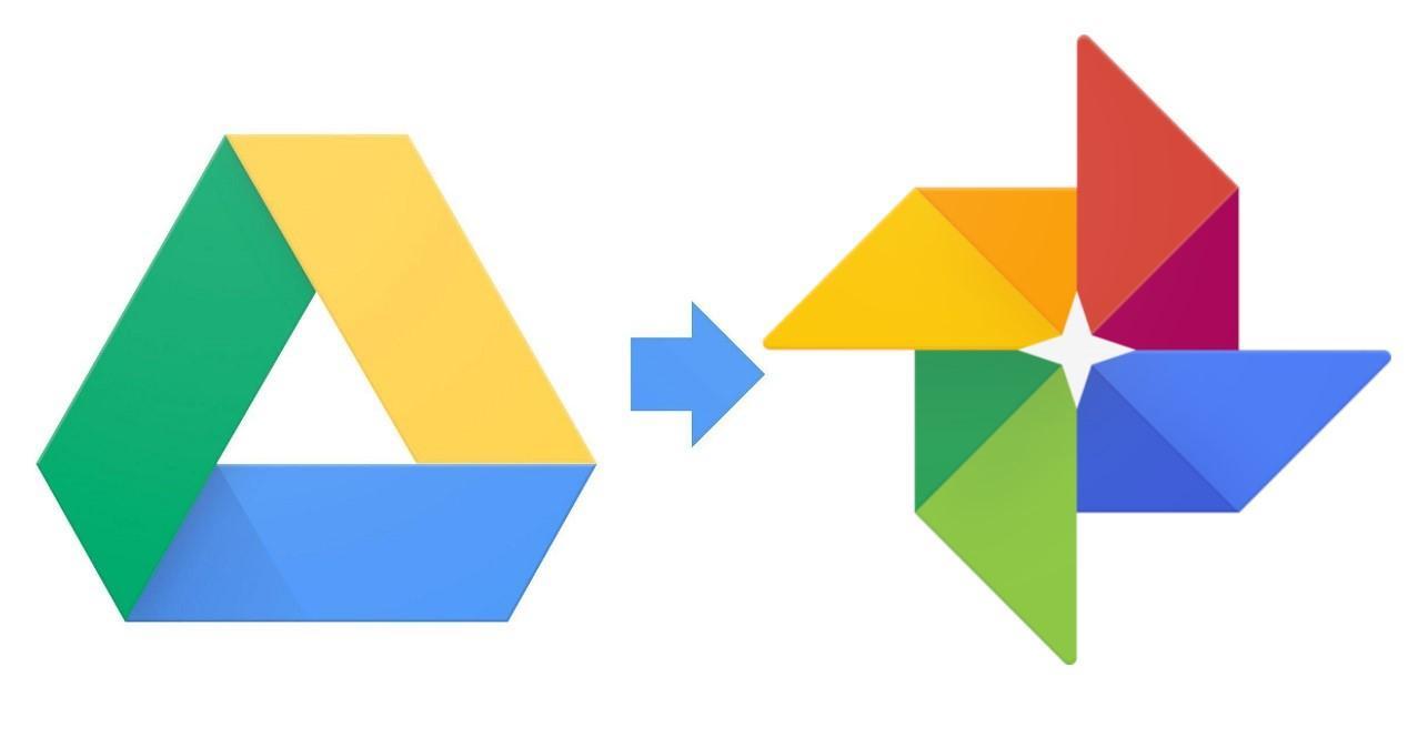 Google Drive y Fotos