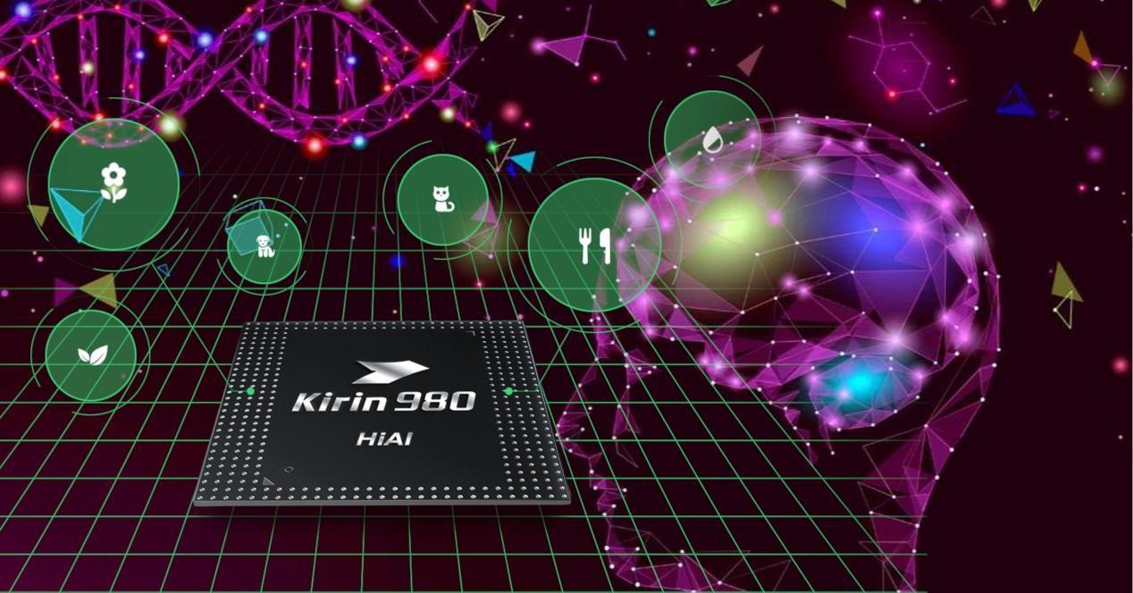 Huawei Kirin 980 cerebro
