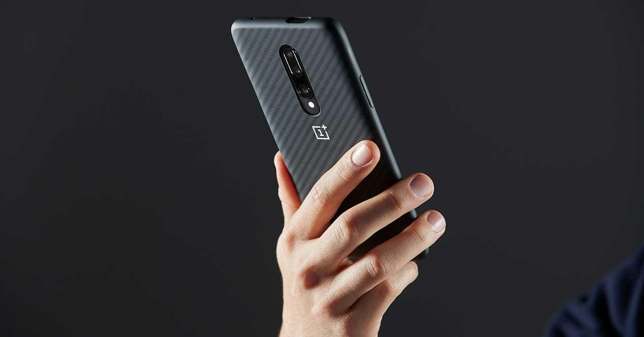 cámara del OnePlus 7 Pro