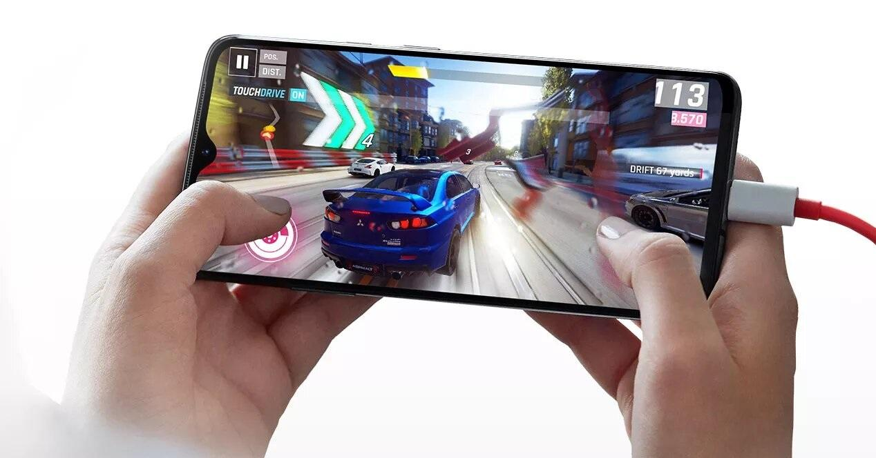 OnePlus 7 juego