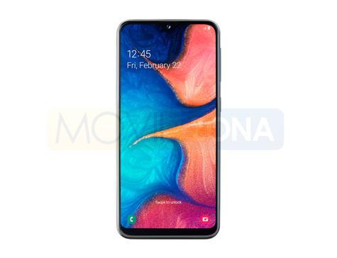 Samsung Galaxy A20e frontal
