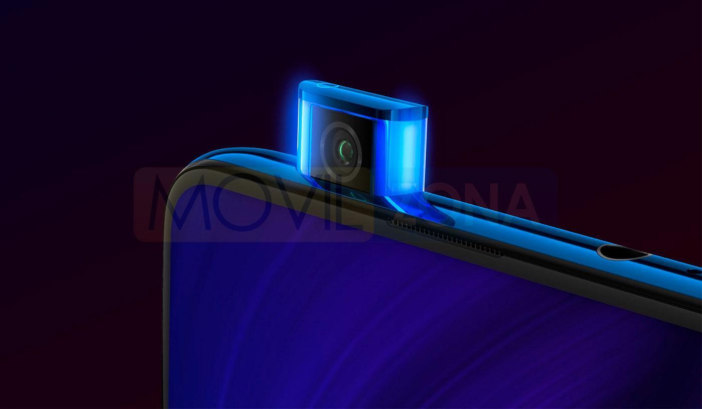 Xiaomi Mi 9T cámara selfie