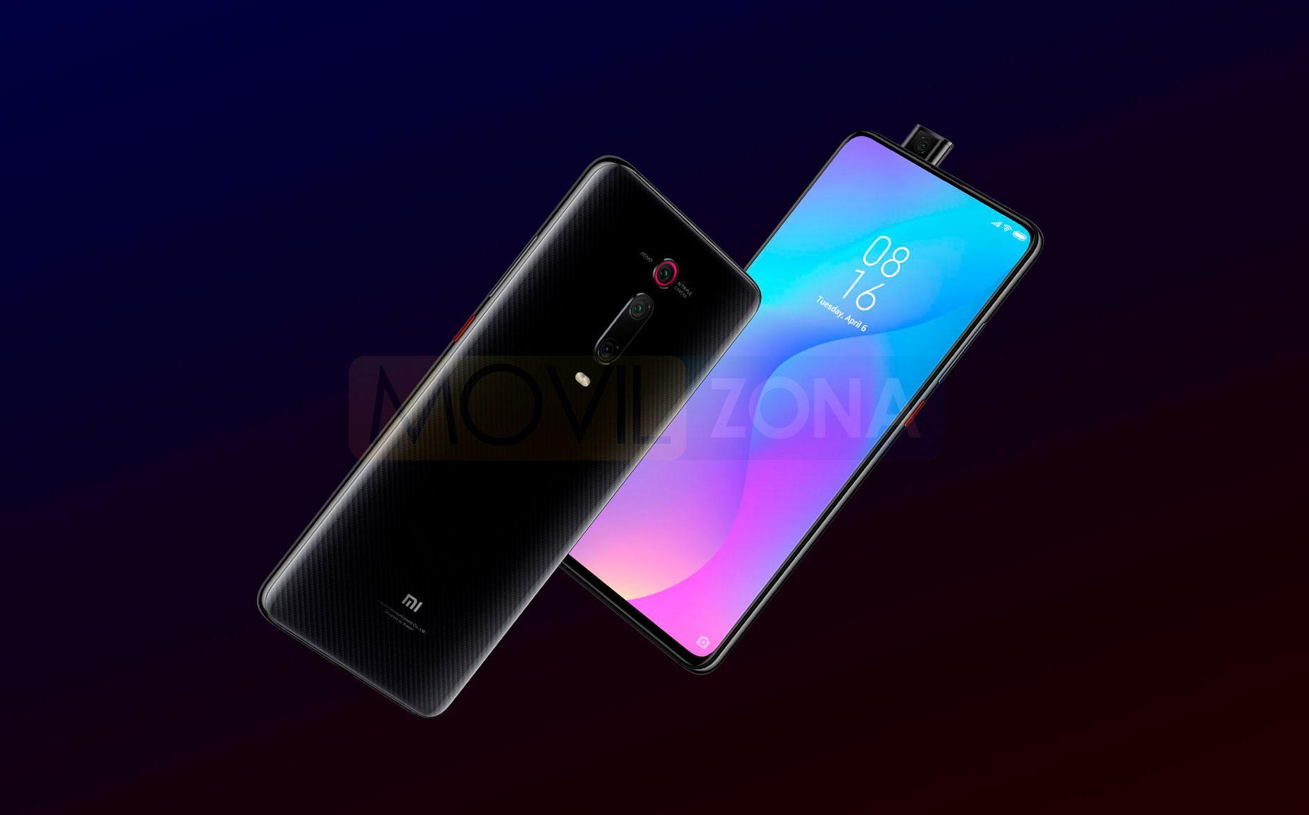 Xiaomi Mi 9T negro