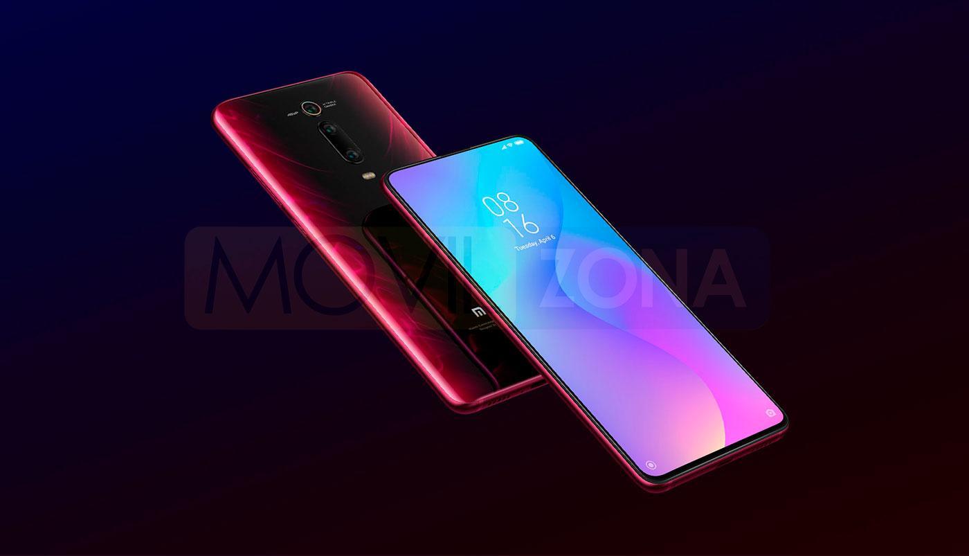 Xiaomi Mi 9T rojo