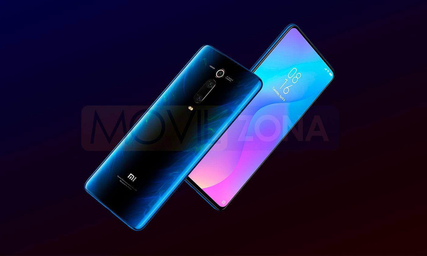 Xiaomi Mi 9T azul