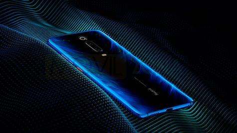 Xiaomi Redmi K20 azul