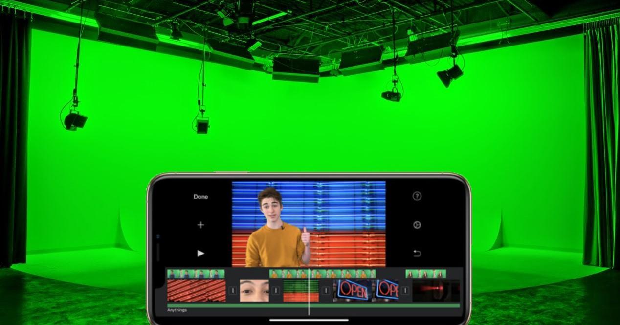 croma imovie iphone