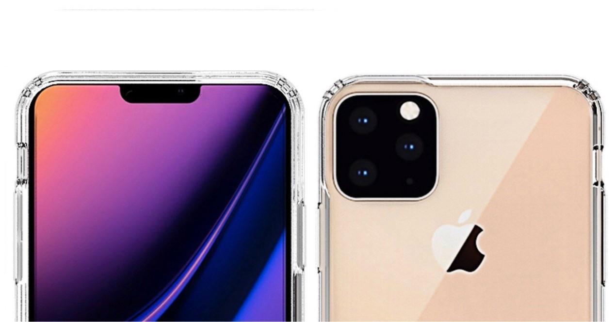 iphone 11 max carcasas