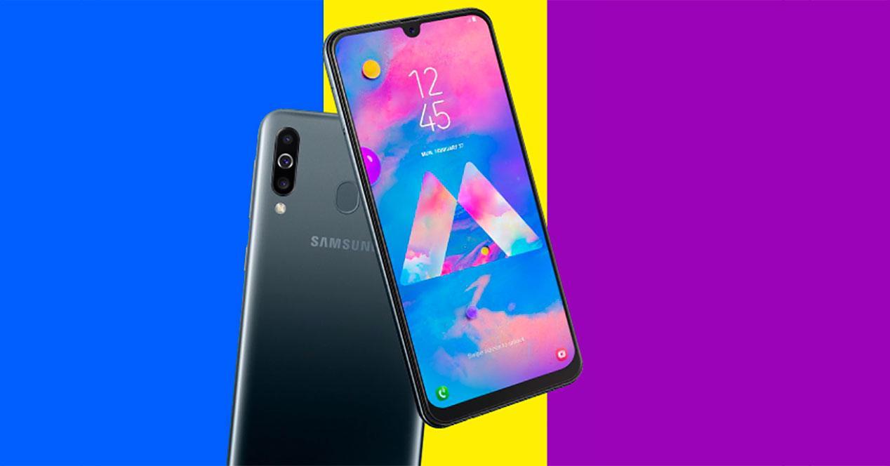 ficha técnica del Samsung Galaxy M40