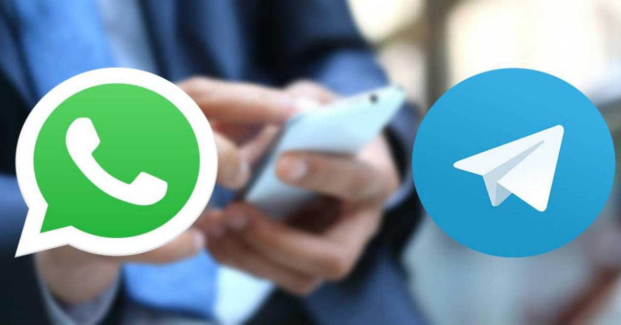 WhatsApp y Telegram tienen un fallo de seguridad que afecta a las imágenes enviadas y recibidas