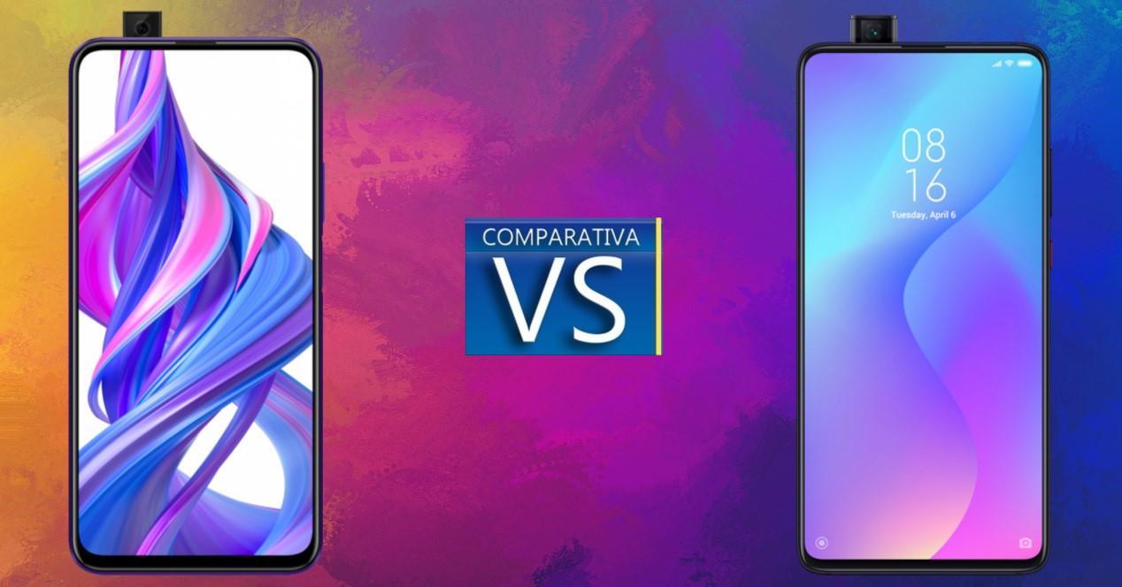 Honor 9X Pro vs Xiaomi Mi 9T
