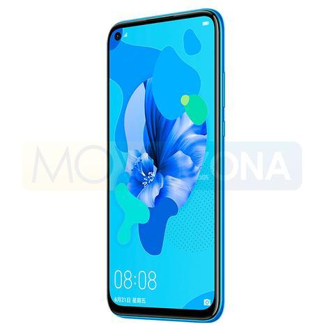 Huawei Nova 5i negro lateral