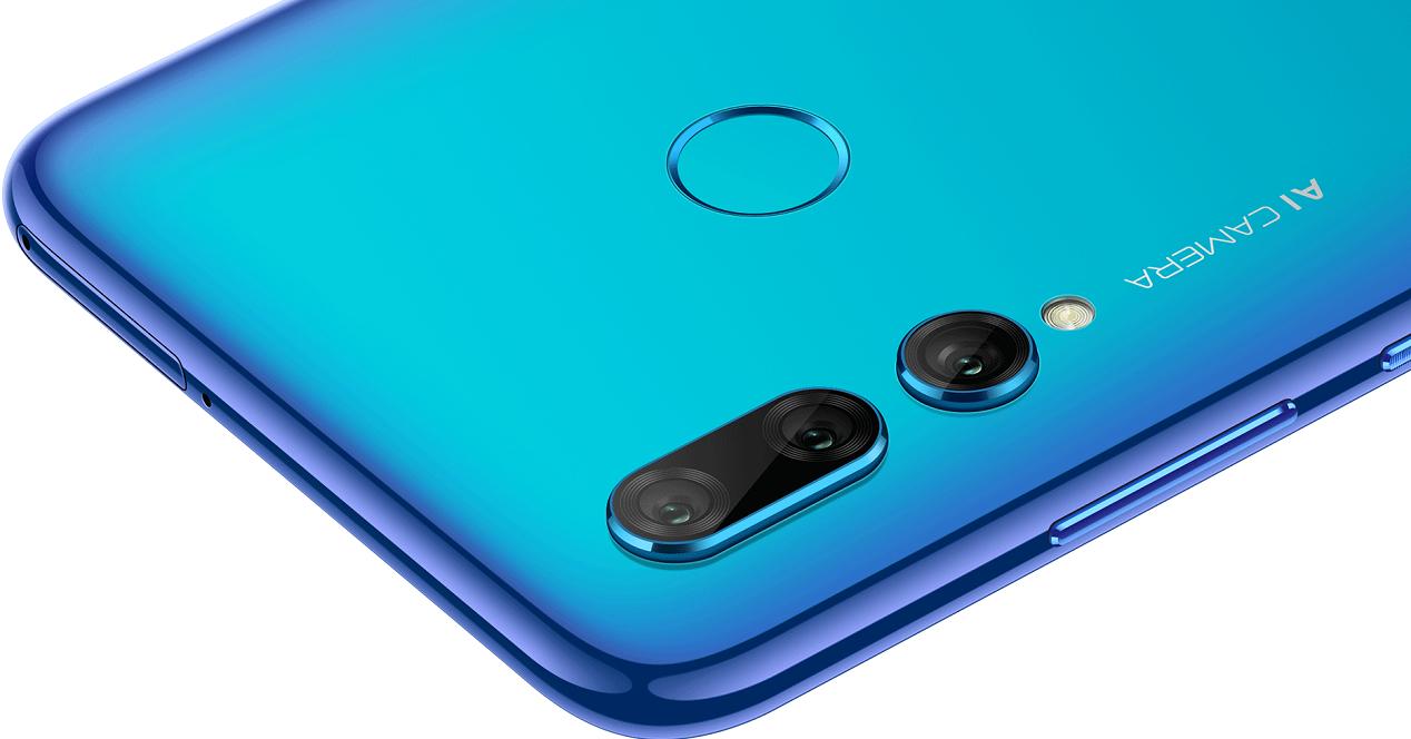 Huawei P Smart+ 2019 portada