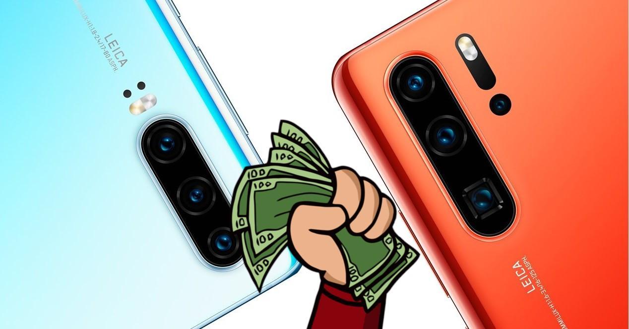 Huawei P30 Pro precio minimo