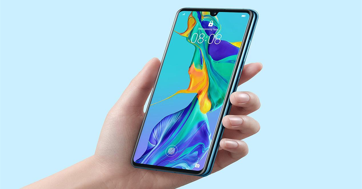 Huawei P30 disponible a precio minimo en amazon