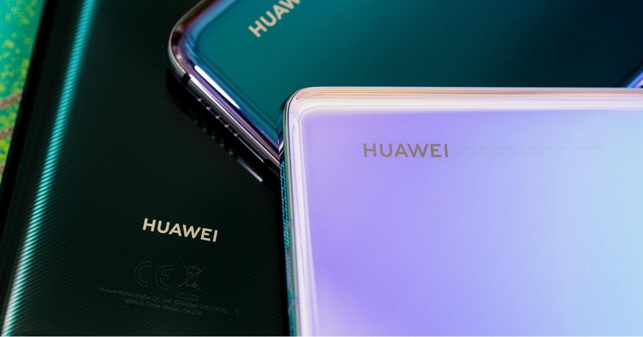 Huawei varios móviles