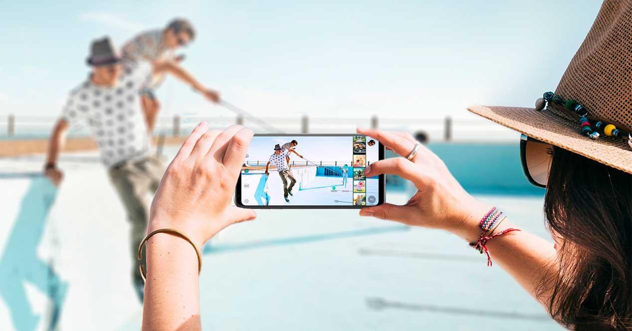 Android 9 para el LG V30