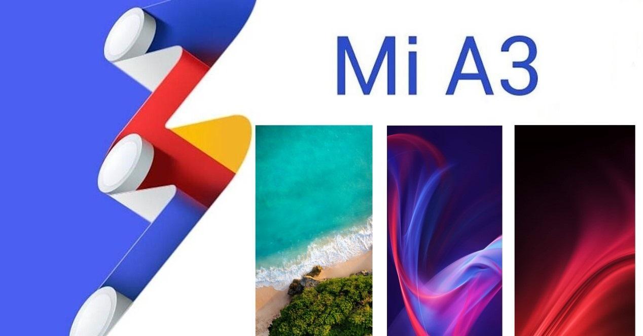 Mi A3 logo 02
